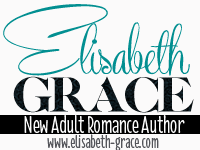 Elisabeth Grace, New Adult Romance Author
